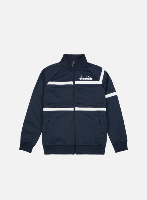 Track Top Diadora 80s Jacket