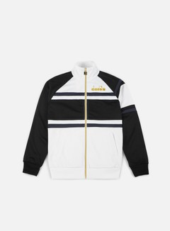 Diadora - 80s Jacket, Optical White/Black