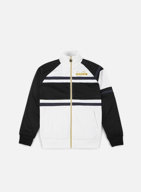 Outlet e Saldi Felpe con Zip Diadora 80s Jacket
