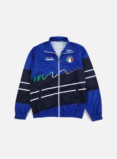 Diadora - 90s Ita Jacket, Olympian Blue