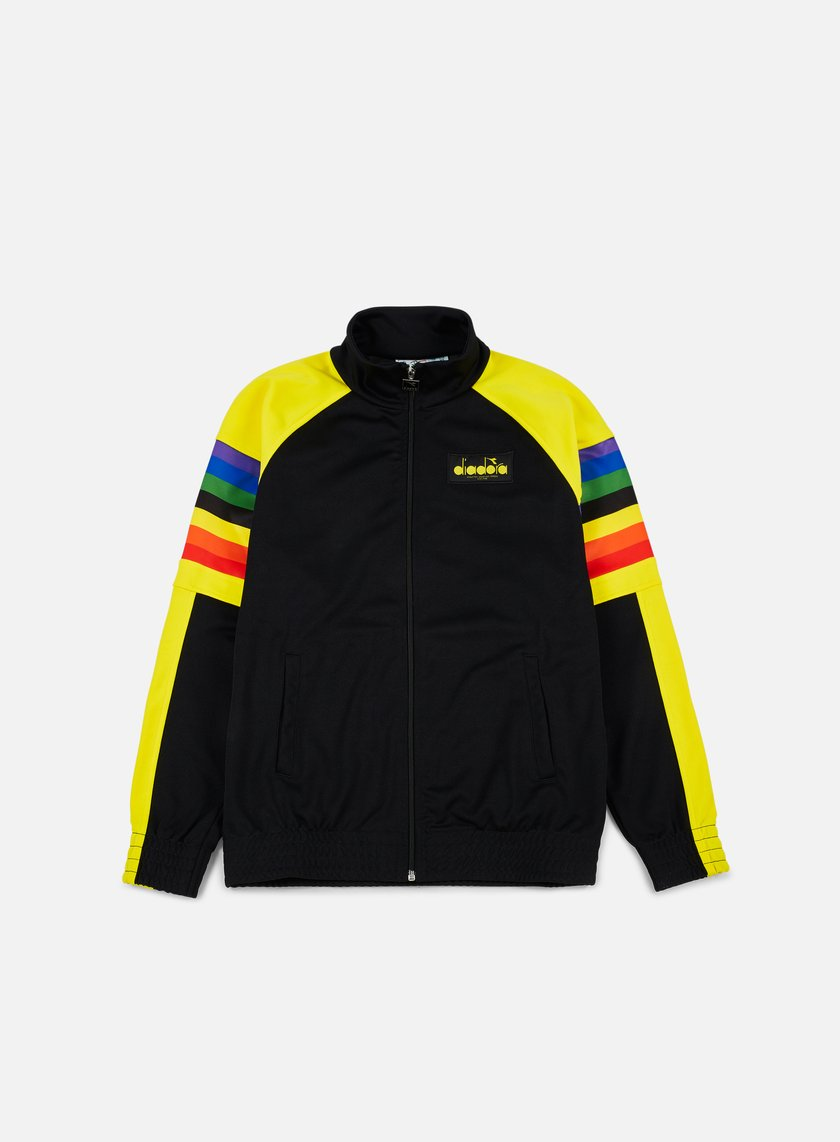 Diadora - BJ 88 Track Jacket, Black