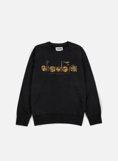 Diadora - BL Sweatshirt, Black
