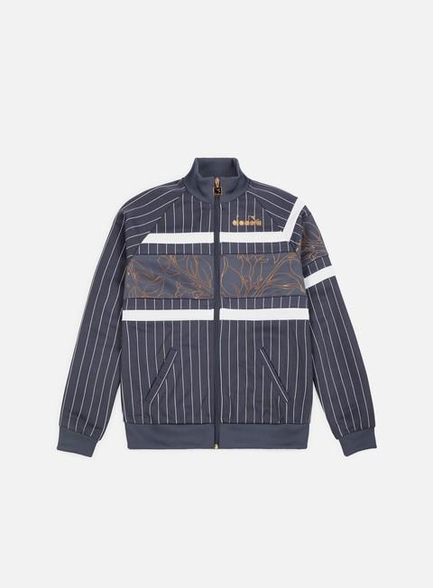 Outlet e Saldi Track Top Diadora L. 80s Bold Jacket