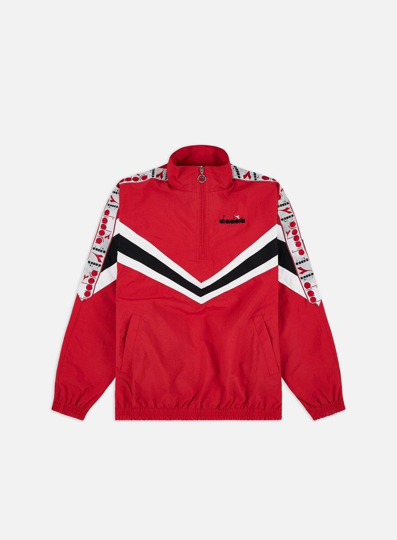 Diadora MVB Half Zip Jacket