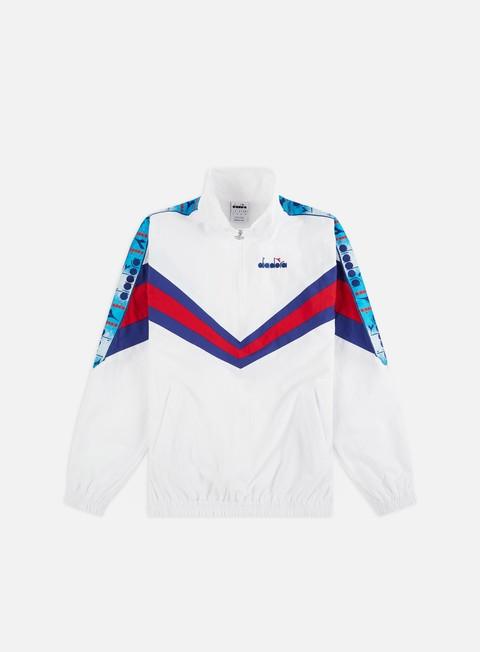 Light Jackets Diadora MVB Half Zip Jacket