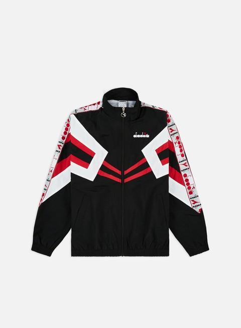 Felpe con Zip Diadora MVB Track Jacket