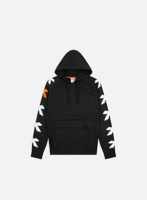 Sale Outlet Hooded Sweatshirts Diadora One Hoodie