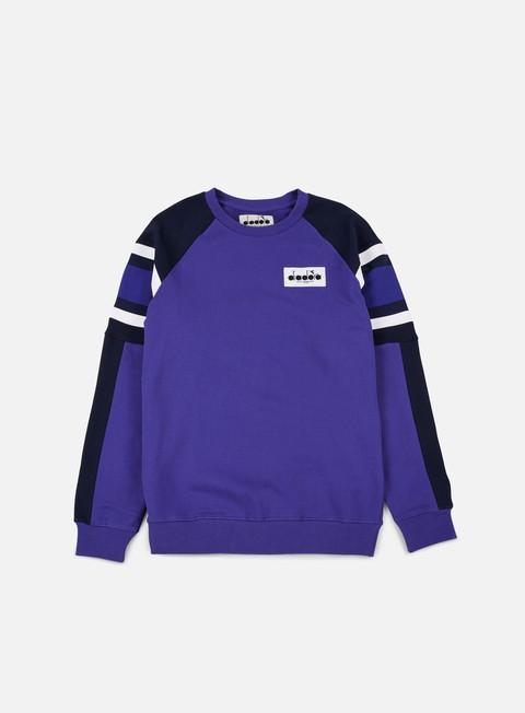 Felpe Girocollo Diadora Seoul 88 Sweatshirt
