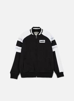 Diadora - Seoul 88 Track Jacket, Black 1