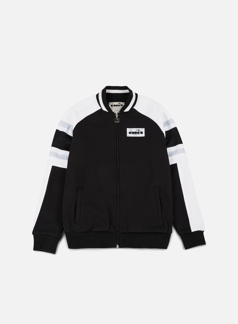 Zip Sweatshirts Diadora Seoul 88 Track Jacket