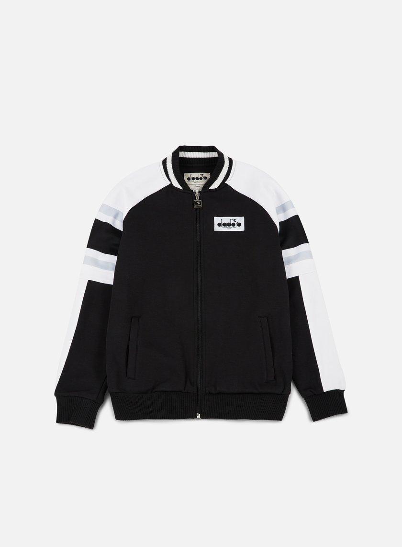Diadora - Seoul 88 Track Jacket, Black