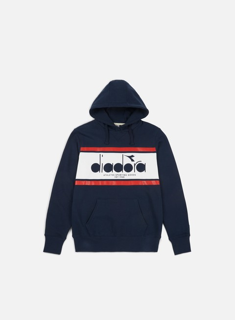 Sale Outlet Hooded Sweatshirts Diadora Spectra Hoodie