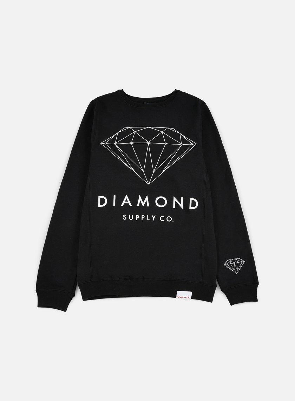 Diamond Supply Brilliant Crewneck