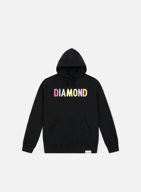 Hoodie Diamond Supply Colour Pop Hoodie