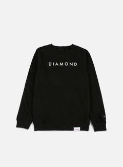 Diamond Supply - Futura Crewneck, Black 1