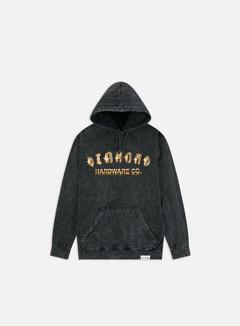 Diamond Supply Gold Skull Hoodie