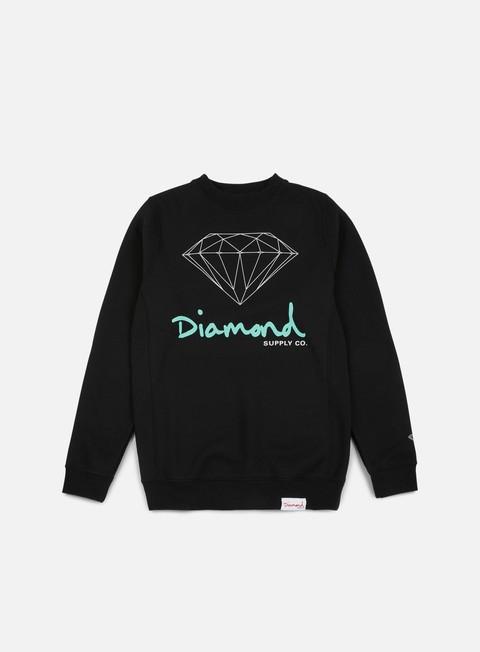 Crewneck Diamond Supply OG Sign Core Crewneck