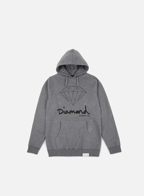 Hoodie Diamond Supply OG Sign Core Hoodie
