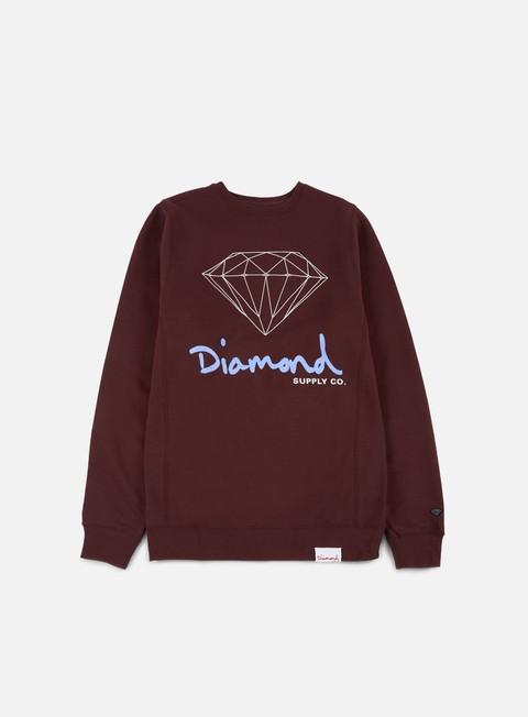 Crewneck Diamond Supply OG Sign Crewneck