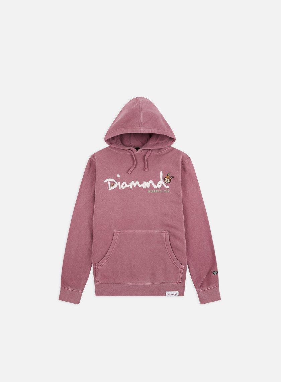 Diamond Supply Paradise OG Script Hoodie