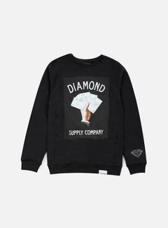 Diamond Supply Royal Flush Crewneck