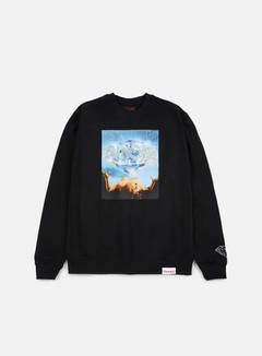 Diamond Supply - Take Them Crewneck, Black 1