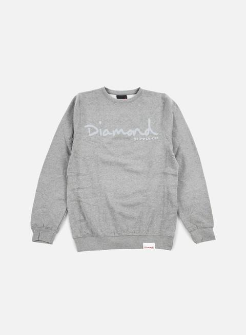 Crewneck Diamond Supply Tonal OG Script Crewneck
