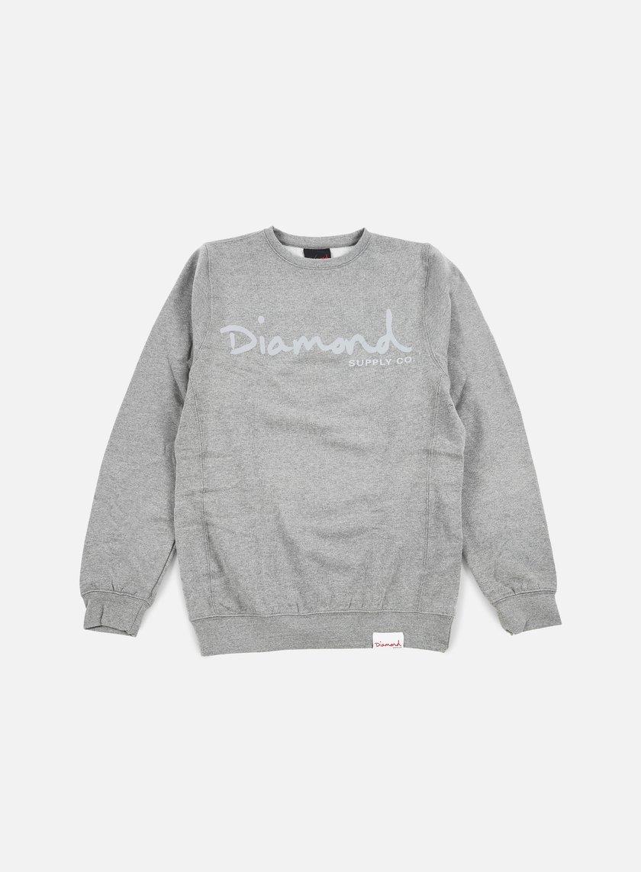 Diamond Supply Tonal OG Script Crewneck