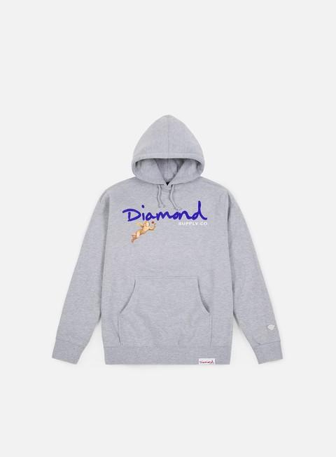 Hoodie Diamond Supply Trinity Hoodie