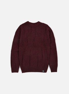 Dickies - Bloomfield Jumper, Maroon 1