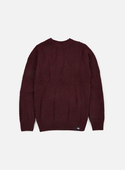 felpe dickies bloomfield jumper maroon