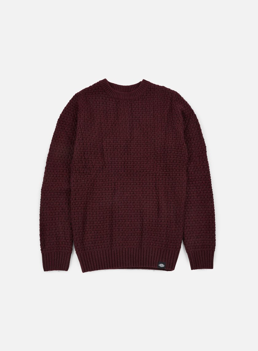 Dickies - Bloomfield Jumper, Maroon