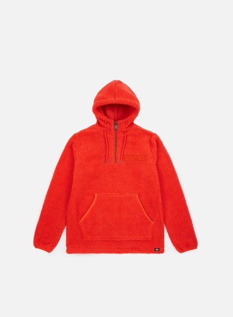 felpe dickies esmont hoody orange