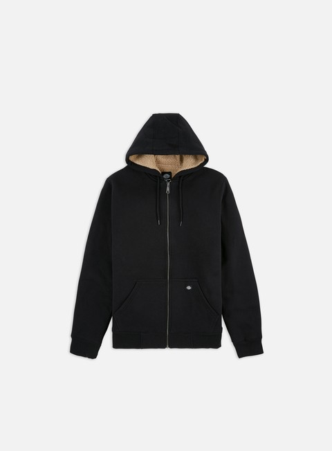 Felpe con Cappuccio Dickies Frenchburg Zip Hoodie