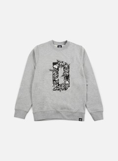 Dickies - Hornbrook Sweatshirt, Grey Melange 1