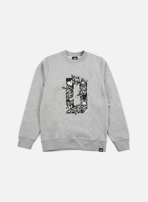 felpe dickies hornbrook sweatshirt grey melange