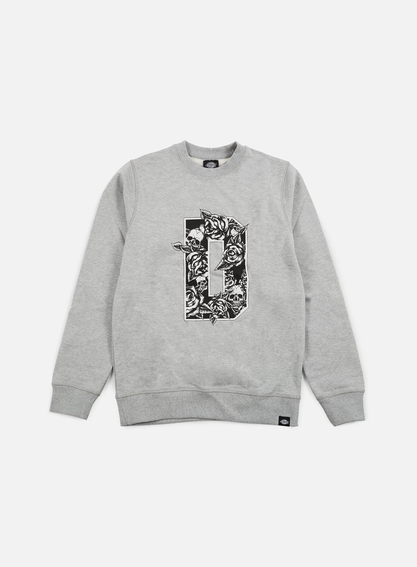Dickies - Hornbrook Sweatshirt, Grey Melange