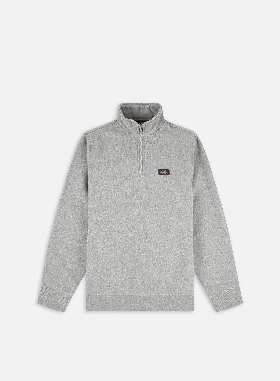 Dickies Oakport Quarter Zip Sweatshirt