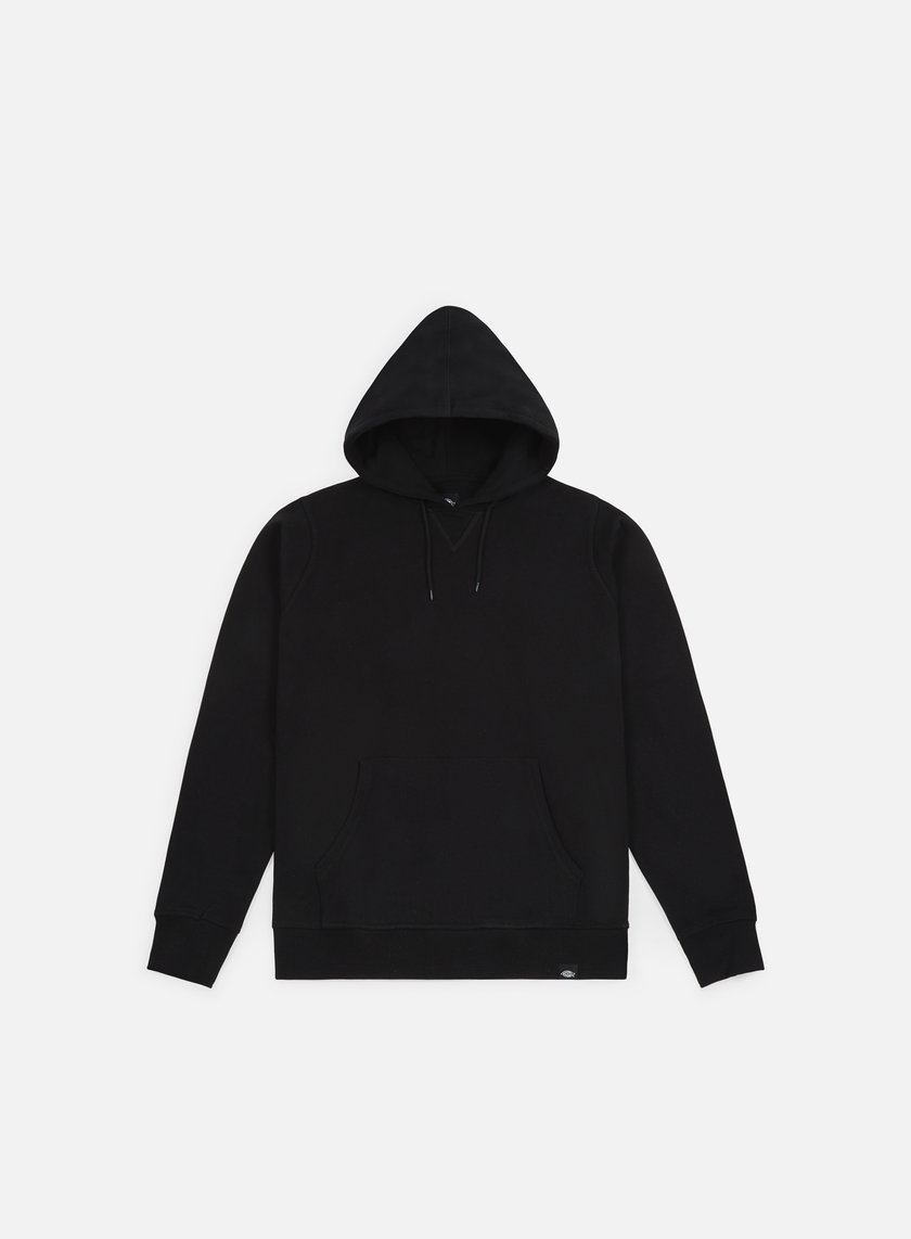 Dickies - Philadelphia Hooded Fleece, Black