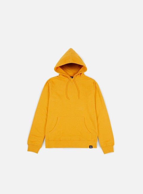 felpe dickies philadelphia hooded fleece gold orange
