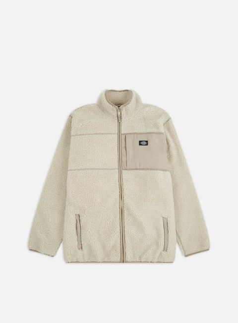 Sale Outlet Intermediate Jackets Dickies Red Chute Sherpa Jacket