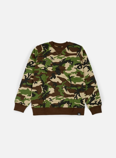felpe dickies washington crew sweat camouflage