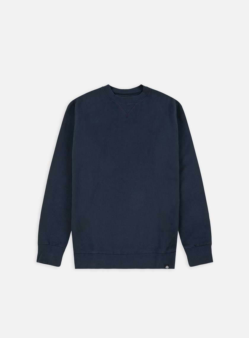 Dickies - Washington Crew Sweat, Dark Navy