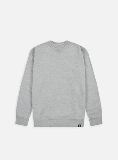 Dickies - Washington Crew Sweat, Grey Melange