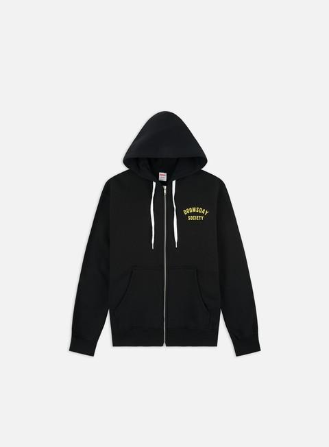 Outlet e Saldi Zip hoodie Doomsday Burn Your Problems Zip Hoodie