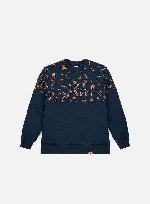 Doomsday Creepy Crewneck