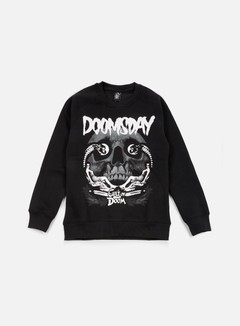 Doomsday - Cult Of Doom Crewneck, Black 1