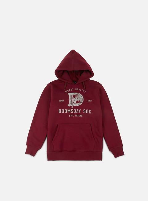 Hooded Sweatshirts Doomsday D As Devil Hoodie