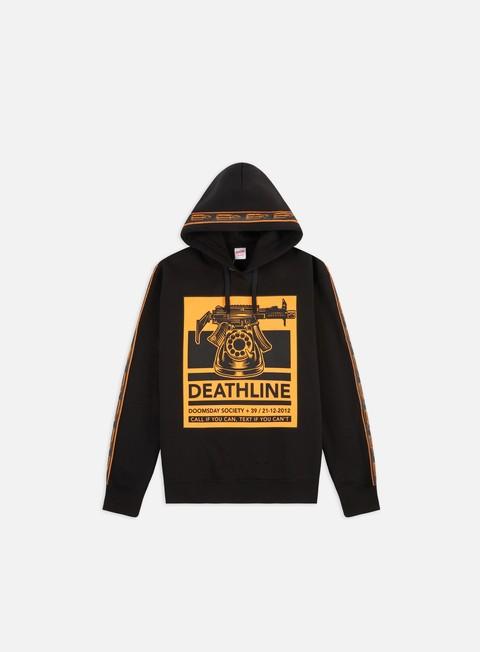 Hooded Sweatshirts Doomsday Deathline Hoodie