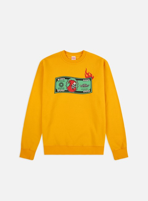 Felpe Girocollo Doomsday Dollar Crewneck